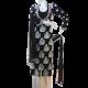BlackThreePieceSuit indian design