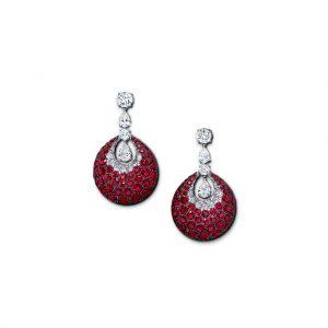 Elegant-Earrings Chicago Fashion