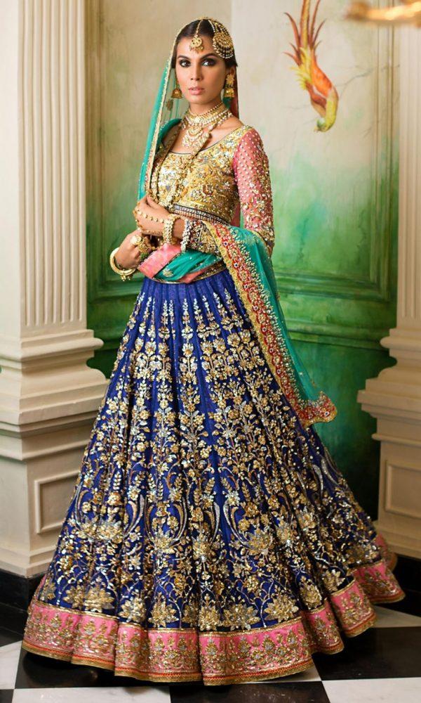 FF007 pakistani wedding dresses1