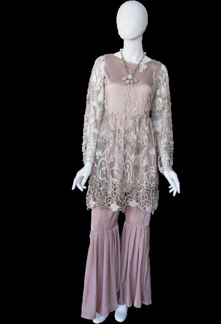 LavenderPeplum Chicago dresses