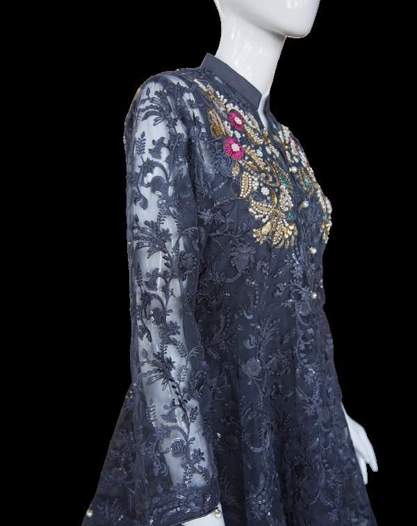 Peplum-2-PinkAnarkali-cheap dresses