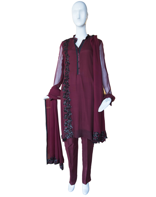 RedSalwarSuit- cheap dresses