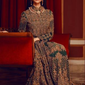 ST 005 pakistani wedding dresses