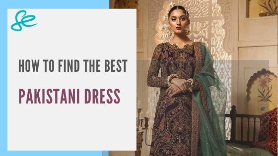 Pakistani Dresse
