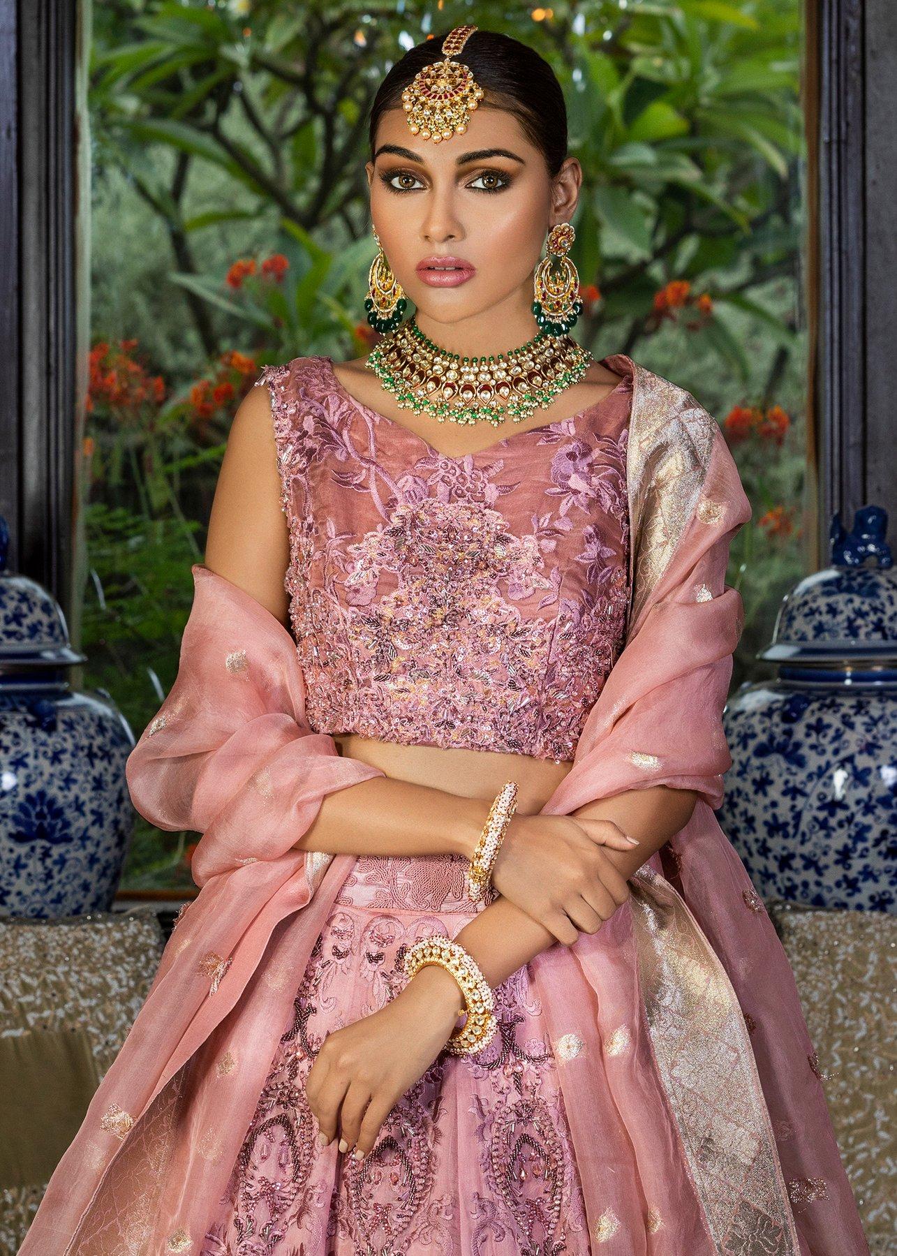 Pink_Lehenga_Choli_Womens_Outfits-3