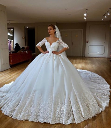 SOME OF THE BEST STYLES FOR WEDDING DRESSES8