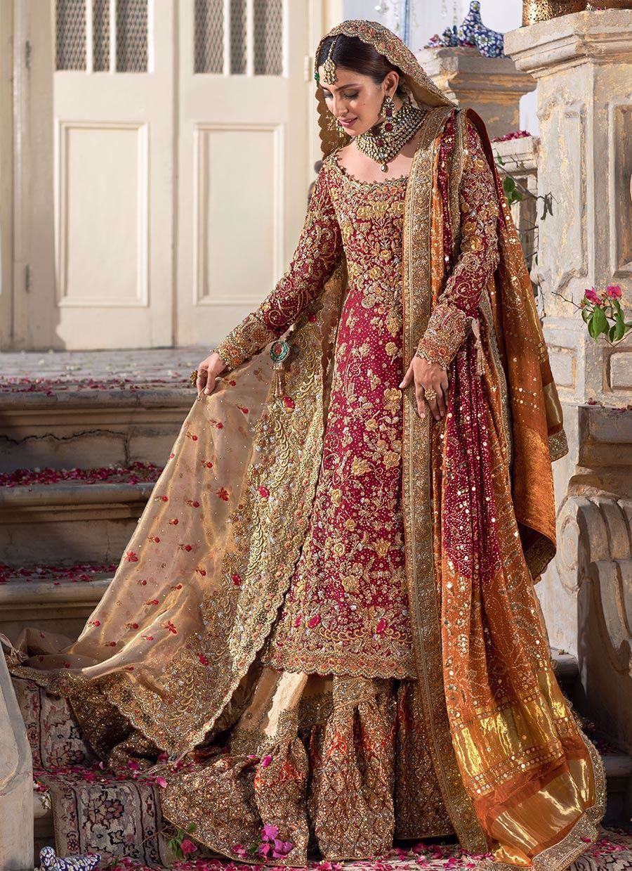 The Shahwar Bridal