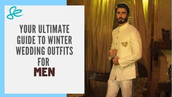 YOUR ULTIMATE GUIDE TO WINTER WEDDING OUTFITS FOR MEN